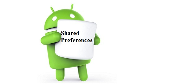 SharedPreferences trong Android