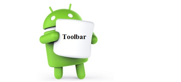 Toolbar trong Android