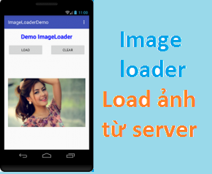 Load a??nh ta�� server trong Android