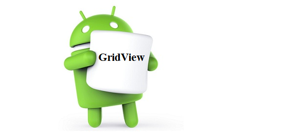 GridView trong Android